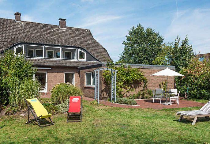 Das Diekhuus Arngast in Dangast, Ferienhaus für 12 Personen