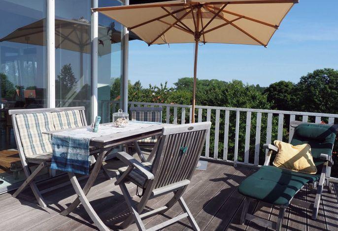 Ferienwohnung Nr. 21 Penthouse Schwansen - SHS21