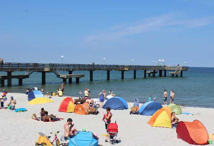 Ferienanlage Schwabe mit Schwimmbad