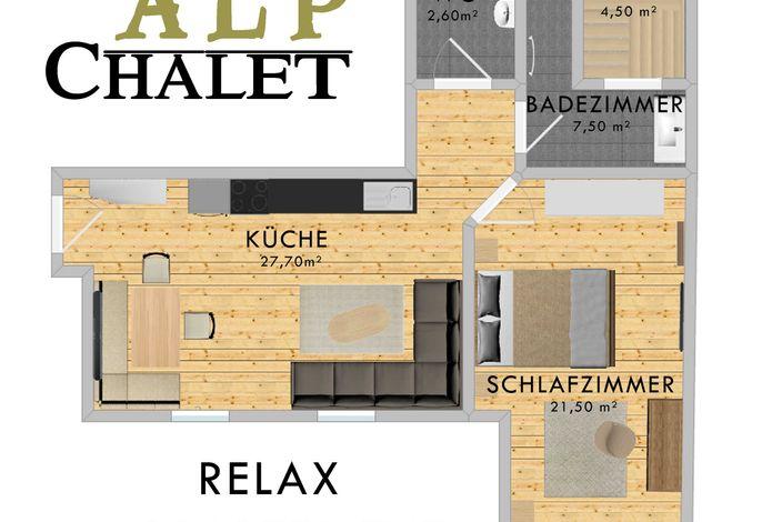 Alp Chalet Kappl / Ischgl