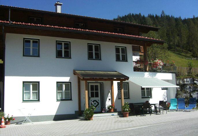 Ferienwohnung Parterre im Nebenhaus mit eigenem Eingang und 2 DU/WC