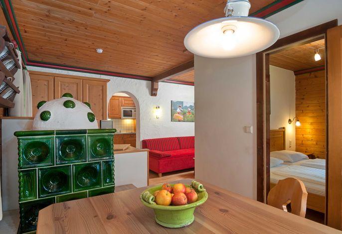 Naturel Hoteldorf SCHÖNLEITN, Appartement Seen, Beispiel