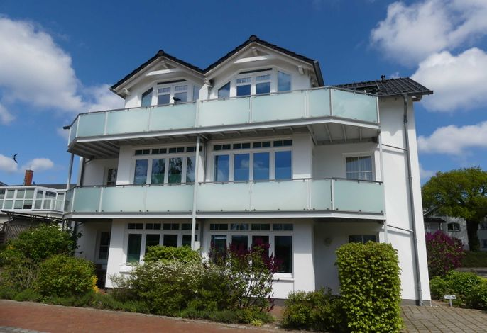 Ferienwohnung Villa Meernixe 10 im Ostseebad Binz auf Rügen
