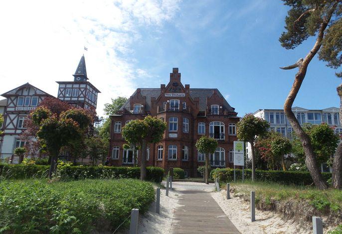 Ferienwohnung Villa Glückpilz im Ostseebad Binz auf Rügen
