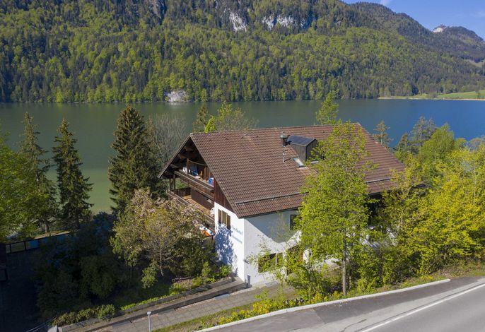 Seehotel Weissensee - Außenansicht