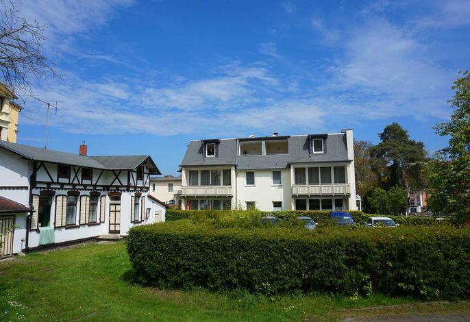 Villa Seestern - strandnah