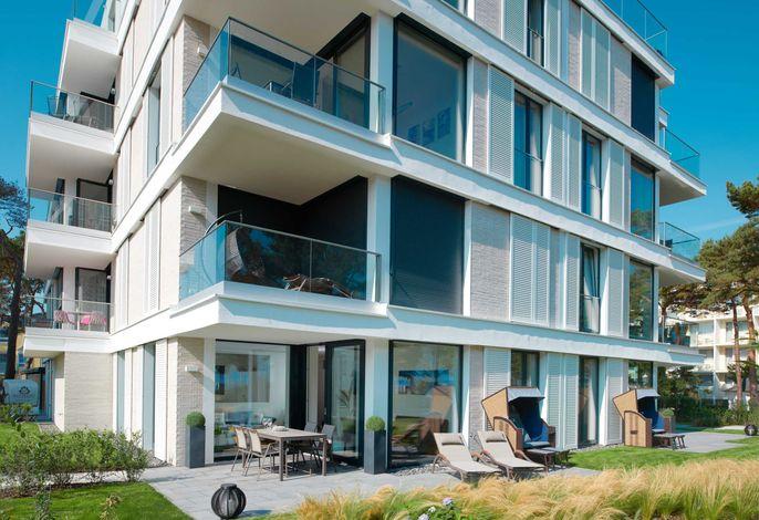 Villa Vogue | No.1 Meerblick, barrierefrei