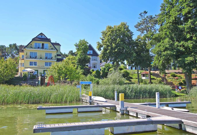 Pension direkt am See - Fürstenberg SEE 9710