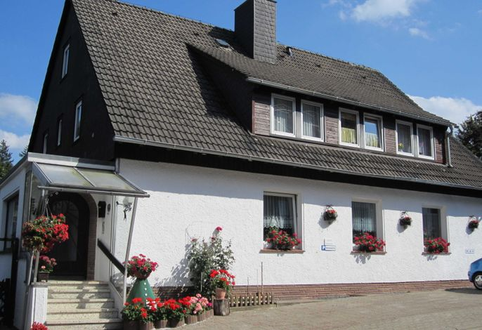 Ferienwohnung Haus Silberhütte - SORGENFREI BUCHEN*