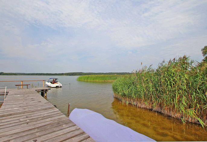 Ferienwohnungen direkt am Woblitzsee SEE 9780