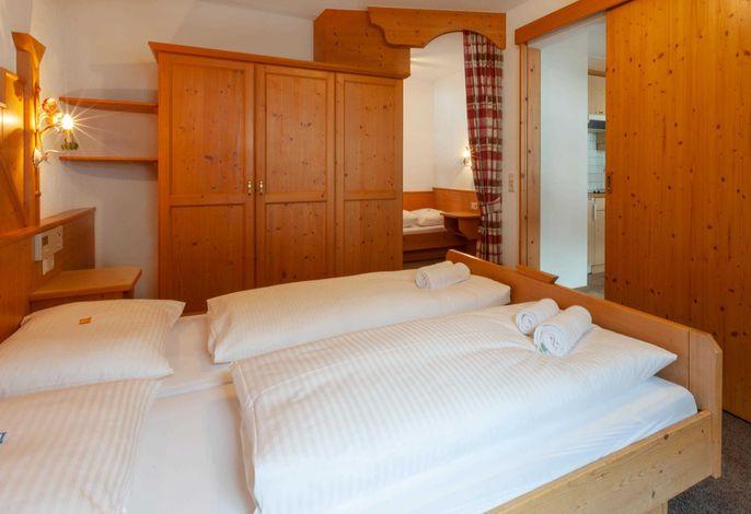 Schlafzimmer, Top 3, Valisera, Ischgl-Platt