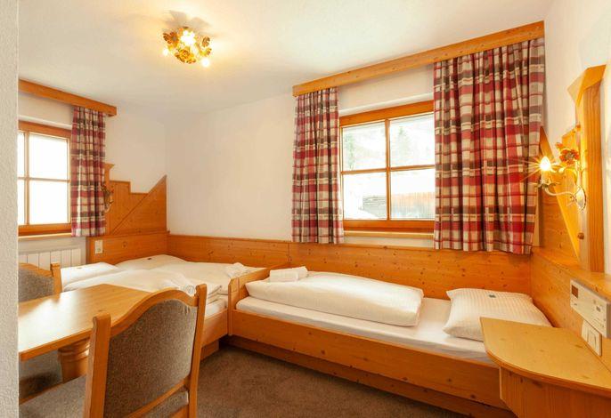 Schlafzimmer, Top 5, Valisera, Ischgl-Platt