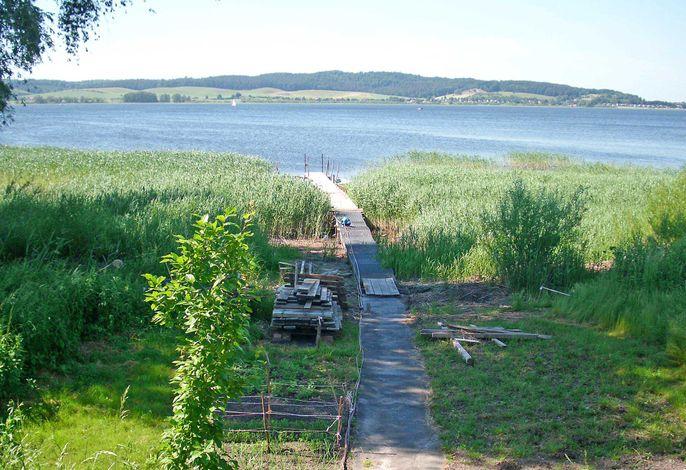 Ferienhaus mit Ruderboot Kummerow SCHW 982