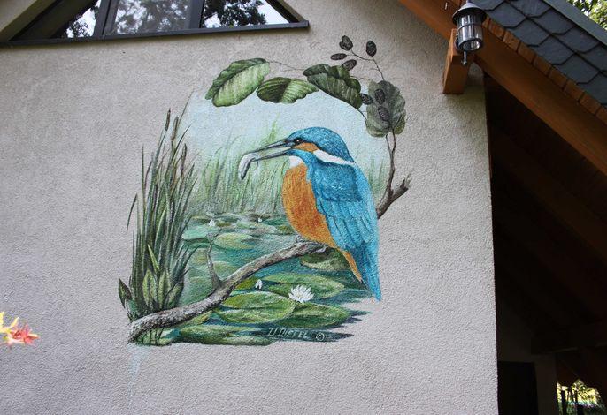 Ferienhaus Eisvogel