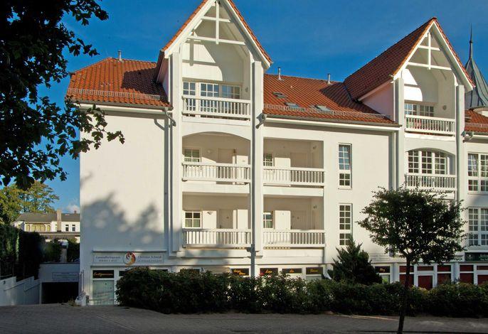 Villa Baltic 12 zentrale  Lage  - 10 min zur Ostsee