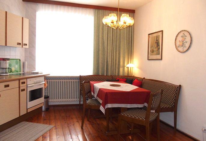 Wohnung 1 Wohnzimmer/Essecke