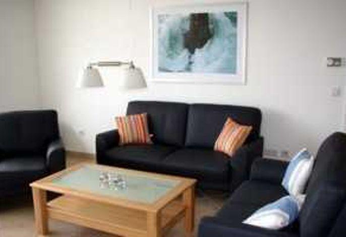 Gemütliche und komfortable Sitzecke