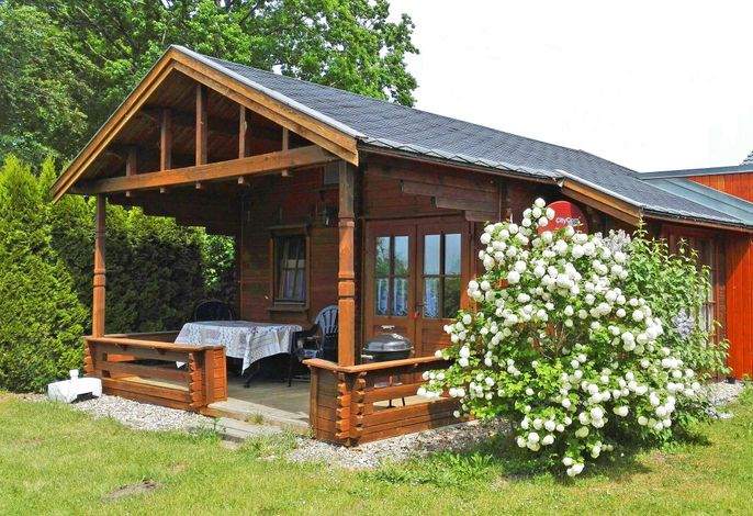 Holz-Ferienhäuser Rechlin SEE 9800