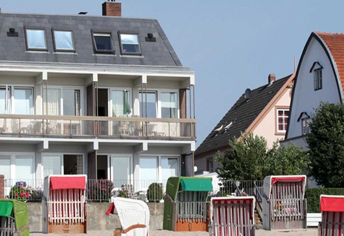 Sandwall 11a, Whg. 4 Gästehaus Gorch Fock