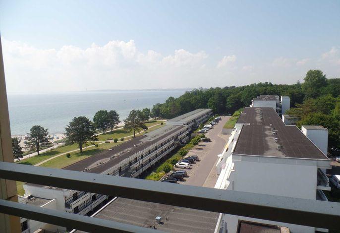 Ausblick, S-W-Balkon