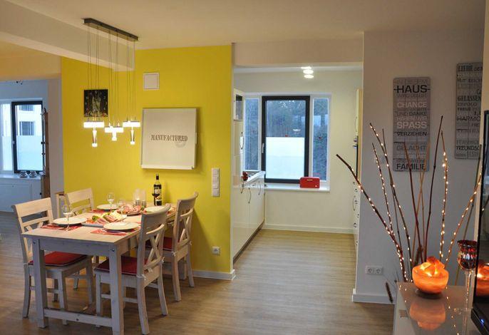 Strandresidenz Appartement Apricum G41  in Prora
