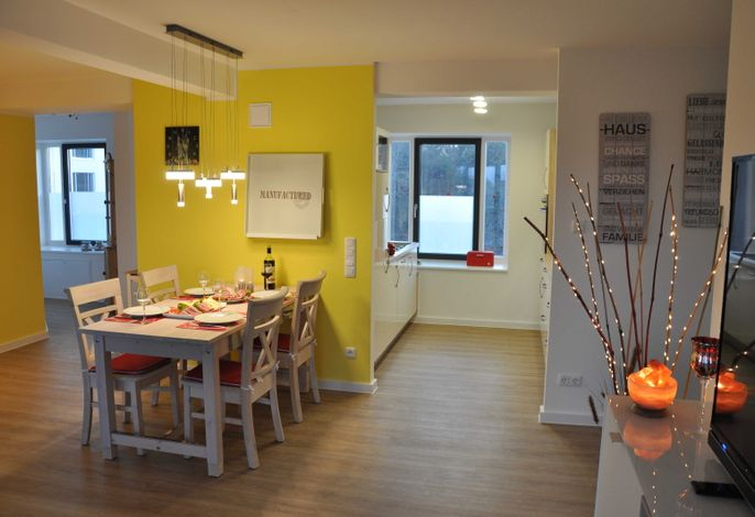 Appartement Feng Shui - Apricum G41  in Prora