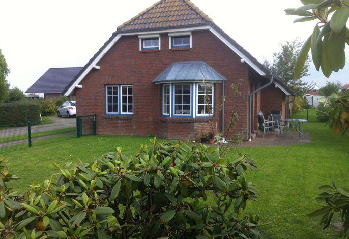 Ferienhaus Woost, Queller 14A eingezäunter Garten , Wlan