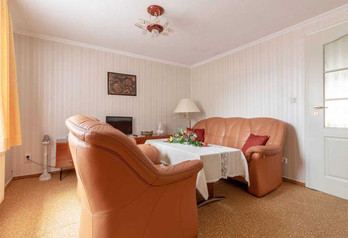 Preiswerte 3-Raum Wohnung in Binz