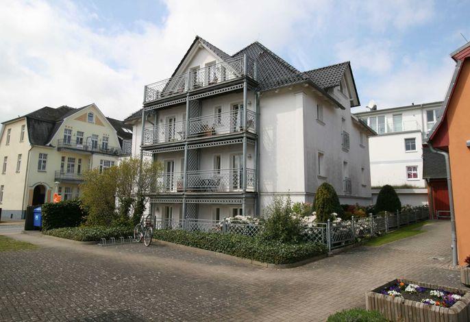 Stadt Residenz WE2 /WE3  /WE5 /WE 7 - 2.Reihe - Sauna