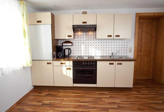 Küche Ferienhaus Findling