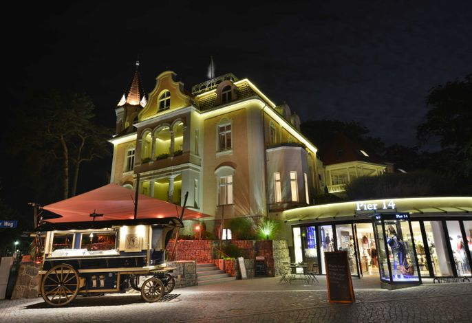 Villa Gruner - Präsidentensuite -