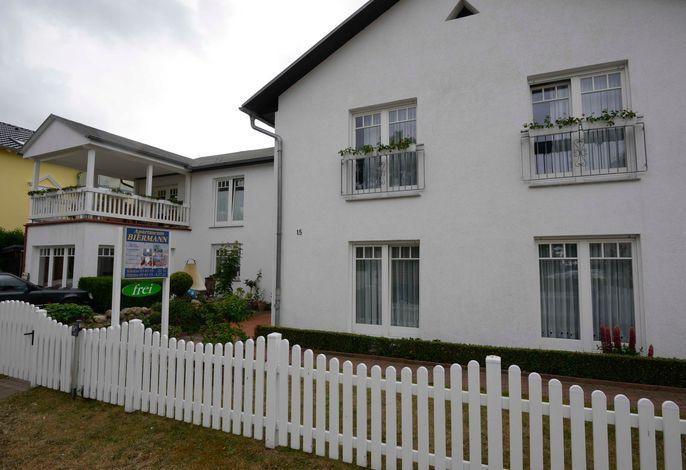 Apartments in Binz - 50 m vom Strand  WE9605