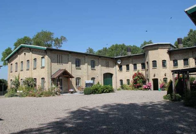 Ferienwohnung Mühlenblick - Ferienhof Börsby