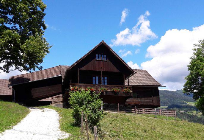 Nebengebäude Birkenhof mit Ferienwohnung