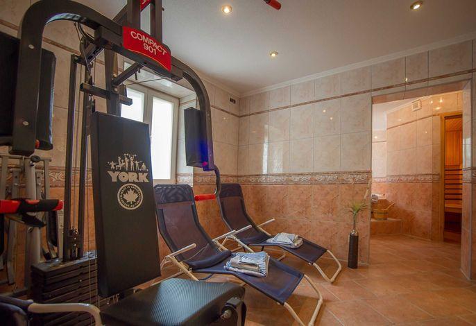 Stadt Residenz WE1 / WE8 - 2.Reihe - Sauna im Haus
