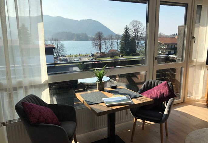 Appartment Traumblick zum See