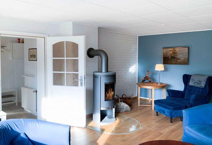 Wohnraum mit Leseecke