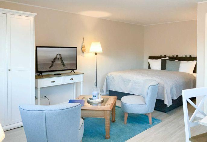 Herzlich willkommen in der Ferienwohnung Villa Mare  1 in Prerow