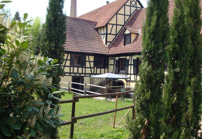 Chambres d'hôte en Alsace - Gästezimmer im Elsass