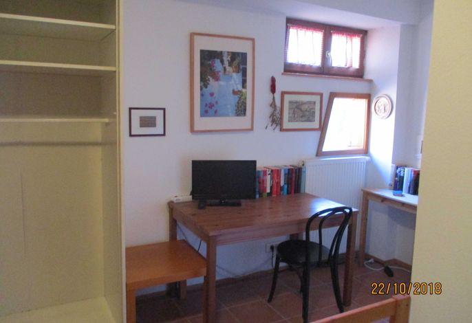 Lavendelzimmer: Doppelzimmer mit 2 Einzelbetten