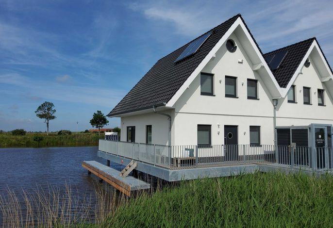 Nr. 110 - Ferienhaus Seeperle / Pfahlhaus auf der Harle