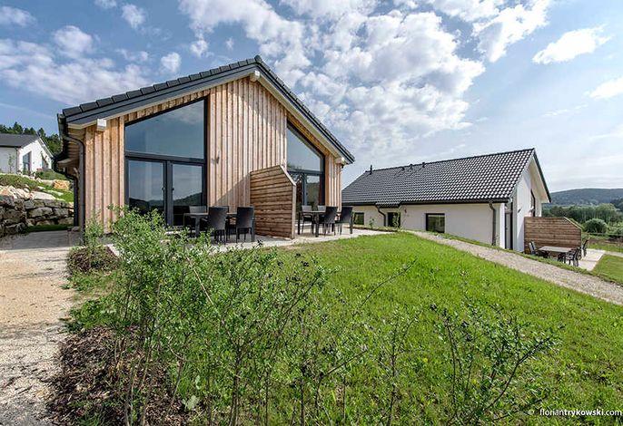 Einzelhaus Premium im Feriendorf an der Therme Obernsees