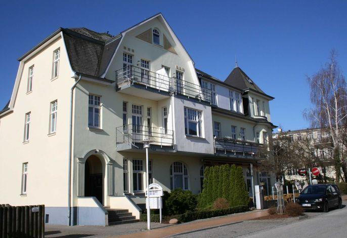 Villa Malve Hinterhaus