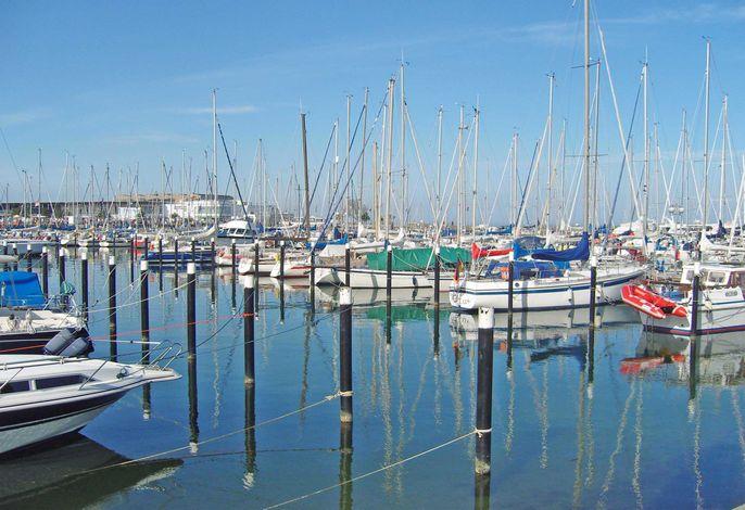 Penthousewohnung mit Traumblick auf Hafen - mit W-LAN