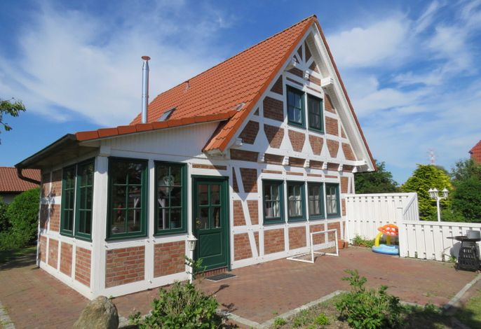 Premium-Ferienhaus Elbstar im Feriendorf Altes Land