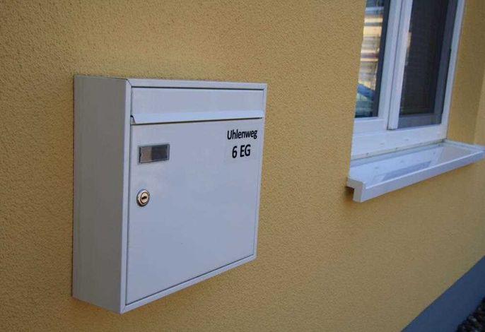 *Ferienwohnung Uhlenweg 6/EG  Scheidemann GM 69821