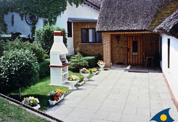 Haus Ückeritz Parterrewohnung