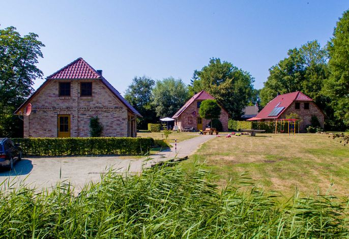 Ferienhof Landhäuser Mechelsdorf nahe Ostseebad Kühlungsborn