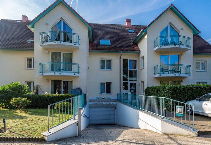 Waldhaus Zempin - FeWo Arielle
