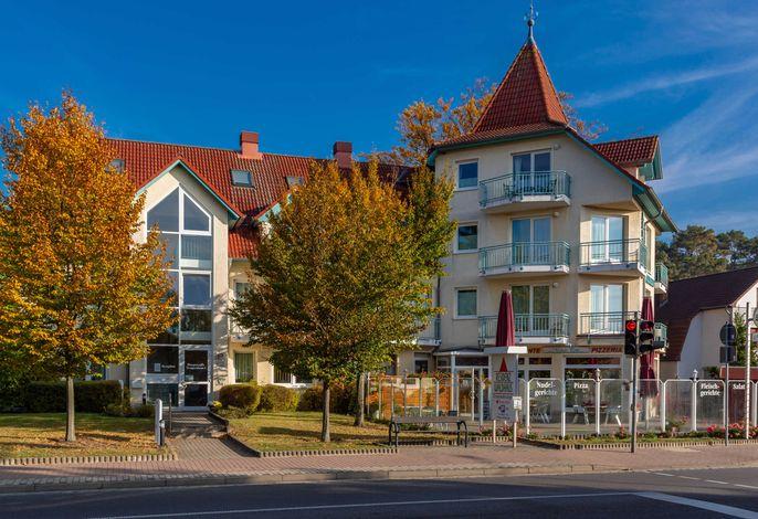 Waldhaus Zempin - FeWo Stefanie